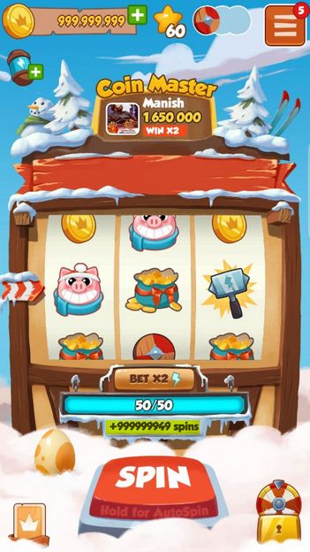 coin master free spins today